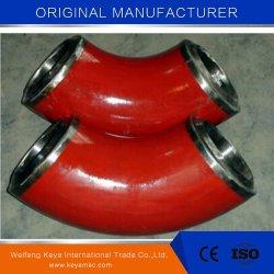Alliage d'acier sans soudure de raboutage coude ASTM A234 WP11