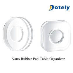多機能の携帯電話のホールダーの洗濯できるNanoゴムパッドケーブルのオルガナイザー