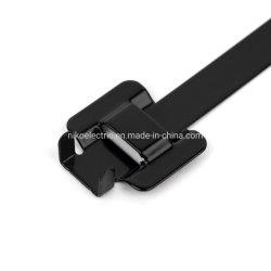 Cinghia rilasciabile della fascetta ferma-cavo dell'acciaio inossidabile per l'automobile