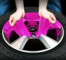 De professionele Verf van de Auto van het Aërosol van de Nevel Peelable Verwijderbare Plastic Rubber