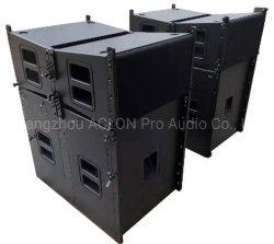 """Neodímio Veraudio compacto de alta 10"""" Matriz de linha de áudio profissional passiva"""