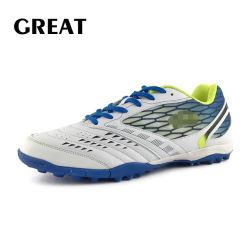 Greatshoeの新式のフットボールは人のインドアサッカーの靴のフットボールの靴の人の大人のスポーツのスニーカーに蹄鉄を打つ
