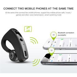 V9 de Hoofdtelefoon van Bluetooth met Mic Sporten BedrijfsCSR van de Controle van de Stem de Draadloze Handsfree van de Oortelefoon