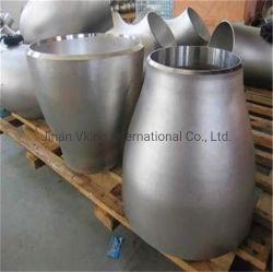 مخل بدون سلسلة 304/316L من الفولاذ المقاوم للصدأ / تركيبة الأنابيب CS