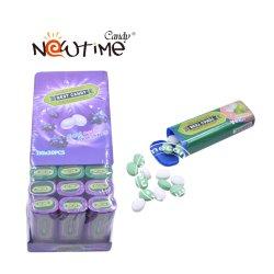 NTC19011ペパーミントの右旋糖キャンデーの圧縮されたミントキャンデー