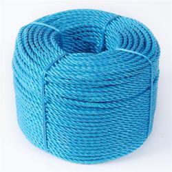 Fuerte escalada de fuerza de seguridad de la cuerda de nylon trenzado PP
