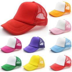 맞춤형 힙합 테니스 사이클 골프 장착됨 스포츠 유니섹스 메쉬 디자이너 블랭크 조정식 야구 모자
