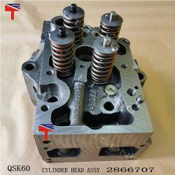 2866707 4916793 pour moteur QSK60 K60 Ensemble culasse avec valve