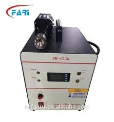 電池の結合およびコーティングのための圧縮空気血しょう処置機械