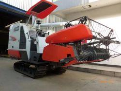 Les machines agricoles agricoles Kubota utilisée 688q moissonneuse-batteuse de riz de blé de la machine