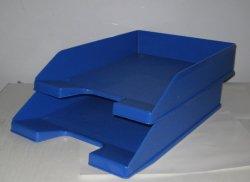 Bj-5952 en el Escritorio de plástico Bandeja de documentos