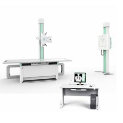 Hochfrequenzder röntgenphotographie-56kw 710mA des Dr.-Digital X Strahl-Darstellung-System Strahl-der Maschinen-/X/Krankenhaus-medizinische Ausrüstung