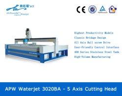 Bonne qualité CNC Machine de découpe jet d'eau avec ce/certificats ISO9001