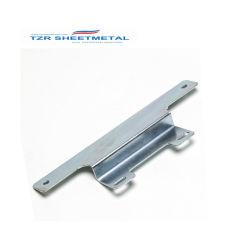 Eingehangener Lizenz-Metallplattenhalter mit Glanz-Schwarz-Schwarzem
