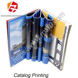 중국 직업적인 인쇄 기계 무료 샘플 두꺼운 표지의 책 책 인쇄