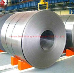 Recuit SPCC complet sur le disque bobines plaque en acier laminés à froid/feuille/bobine/CRC