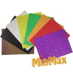 Le transfert de chaleur en vinyle Glitter Sparkle et Bling de conception pour fabricants de vêtements et de décorateurs d'artisanat