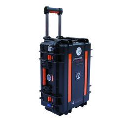 新機能! 3000W 3000wh ポータブルエネルギーストレージリチウムバッテリ充電器、 220V AC 出力 DC5V USB