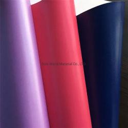 Китай поставщиком зерна овец Pearl цветной провод фиолетового цвета кожи металлического тормозных колодок из натуральной кожи