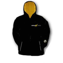 Cotton all'ingrosso Jacket Sweatshirt con Logo (interruttore--443)