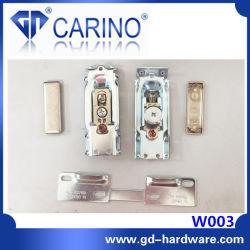 W003 Accessoires de cuisine visible Cabinet Hanger Anging yards du matériel de meubles en plastique