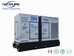 313kVA 313kVA Cmis Powered Super Silent 디젤 발전기 세트(포함) CE/ISO