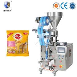 スペイン犬猫のDoy袋の包装機械のための乾燥したペットスナック