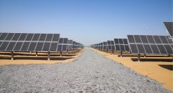 싱글 축 태양 추적 시스템 태양 추적기