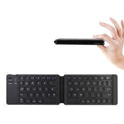 [ليغت-هندي] [روسّين]/[إنغليش] [بلوتووث] يطوي لوحة مفاتيح, [فولدبل] لاسلكيّة لوحة أرقام لأنّ [إيوس]/[أندرويد]/[ويندووس] [إيبد] قرص هاتف