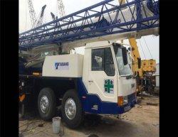 Tadano japonés usado Tg350e 35t de camión grúa en perfecto estado de funcionamiento con precios razonables. Camión grúa móvil de segunda mano Tadano Tr500-Ex en venta