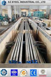 Cubas de Aço Sem Tubo, ASTM 316TI/316L, Od 21.7mm/25,4mm, Caldeiras de tubos de aquecimento
