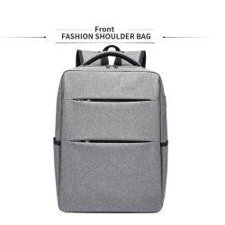 الشركة المصنعة السعر حقيبة ظهر الأزياء للسفر المدرسة العمل مع USB الشاحن حقيبة الكمبيوتر المحمول مقاومة للماء
