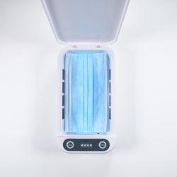 Установите флажок дезинфекции УФ стерилизатор для сотового мобильного телефона маска в салоне