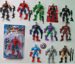 Cartoon Toy, Action Figure Toy, PVC Action Figure,