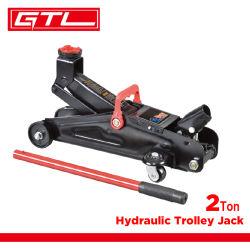 2トンの油圧床のジャック車のジャックの自動車修理のための油圧ガレージのトロリージャック