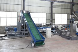 European Entworfen Vibration Dryer System für Kunststoff Re-Pelletiermaschine