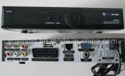 HD DVB-S2 مع Orton HD X403p لمشاركة الإنترنت