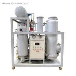 Биодизельное топливо через Интернет оборудование для фильтрации масла черного масла регенерация сепаратор машины тире-W-3