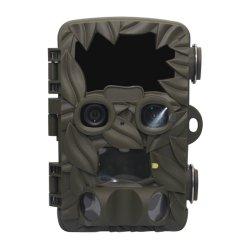 De nieuwe Camera van het Wild van de Lens van de Aankomst 4K Dubbele