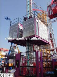 6.4 tonnes Grande taille de la construction d'un palan SC 320/320 AVEC CE&GOST certifié