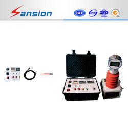 中国の製造者の携帯用高圧Hvテストは120のKv DC誘電性のHipotの試験制度をセットした