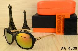 Moda clássico retro Steampunk óculos de Armação de metal óculos de revestimento ronda unissexo óculos de sol