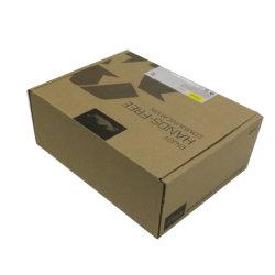 [Baiyue] سعر الجملة طباعة الشعار المخصص صندوق البريد للشحن وتغليف [إ-كو] ودّيّة لباس أحذية هبة مجوهرات يعبّئ كرتونة صندوق