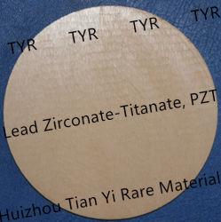 Titanate zirconate de plomb (PbZrTiO3, cible de céramiques PZT)