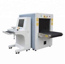 Système Linux Système d'inspection des bagages de rayons X Scanner largement utilisé à la banque et de l'hôtel réunion importante