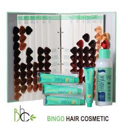 Mejor calidad de fabricación 100% de cubrir las canas similar con la calidad de L'Oreal Color de cabello cosmética Crema