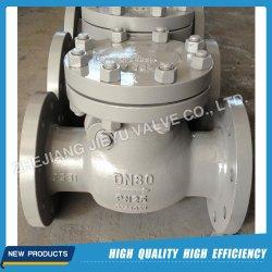 Нержавеющая сталь/A216 Wcb Pn25 Dn80 DIN обратный клапан поворотного механизма