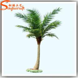 Mayorista de Guangzhou Mini palmera de coco Artificial