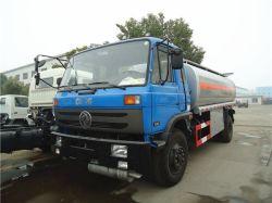 شاحنة صهريج وقود Dongfeng 153 سعة 12 إلى 15 م3 190HP 4X2