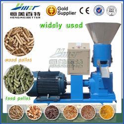 Alto rendimento 80 kg/h dal granulatore della pallina della paglia del frumento della paglia del frumento del fornitore della Cina